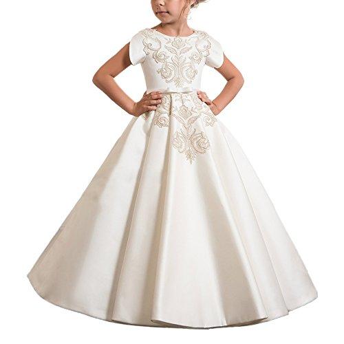 elegant 1st communion dresses - 7