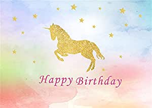 Unicorn Birthday Facebook Cover Related Keywords Suggestions