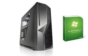 HeidePC® - de gama alta - Phantom - GamerPC - (Intel Core i7-3930K 6-Core LGA 2011 con ...