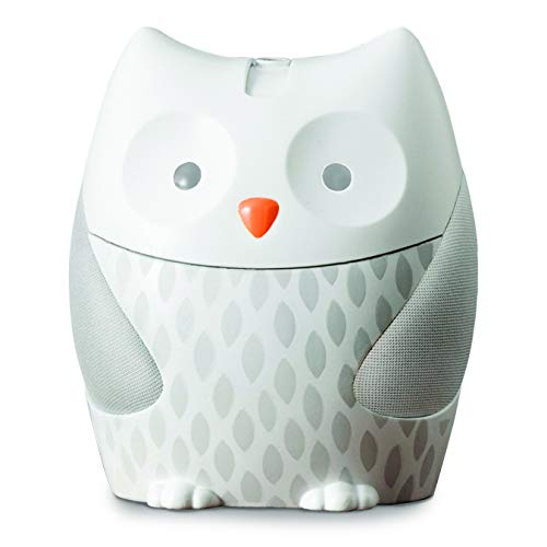 Skip Hop Moonlight & Melodies Crib Soother and Baby Night Light, Owl ()