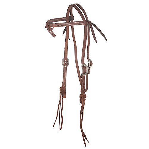 NRS Tack Rattlesnake Knotted Browband Headstall N/A N/A ()