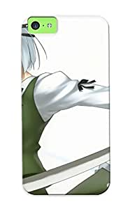 Ellent Design Touhou Weapons Konpaku Youmu Red Eyessimpleanime Girls Swords Rokuwata Tomoe Phone Case For Iphone 5c Premium Tpu Case For Thanksgiving Day's Gift