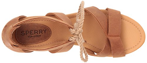 Sperry Top-Sider Womens Dawn Ari Wedge Sandal Sierra