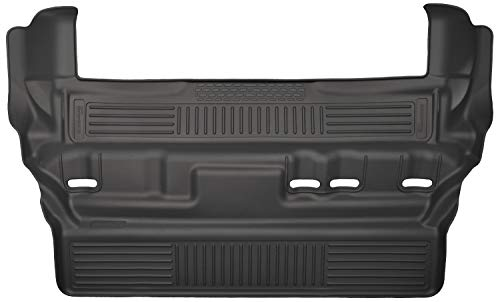 Husky Liners 3rd Seat Floor Liner Fits 15-19 Escalade/Tahoe - 2nd Row Bench - Gmc Yukon 2nd Row Bench