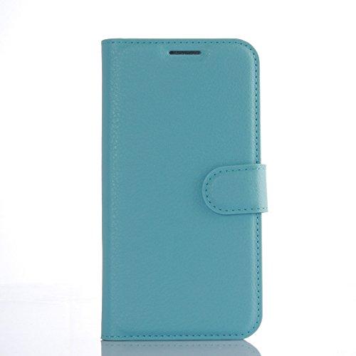 Funda Samsung Galaxy S7 edge,Manyip Caja del teléfono del cuero,Protector de Pantalla de Slim Case Estilo Billetera con Ranuras para Tarjetas, Soporte Plegable,Cierre Magnético(JFC9-10) G