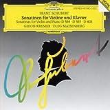 : Violin & Piano Sonatas