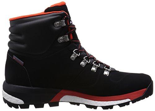 adidas BOOST URBAN HIKER CW Stivali invernali da uomo Core Black/Bold Orange/Ftwr White
