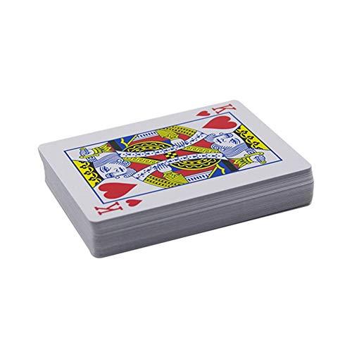 マジックトランプカード ポーカーゲームペーパーカード ジミック小道具 子供用おもちゃ 1セット