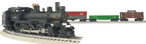 Lionel O Scale Train - Williams by Bachmann Lakeshore Limited - O Scale Ready to Run Electric Train Set