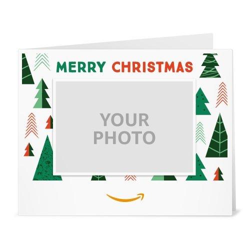 Christmas Tree Custom Image - Print at Home