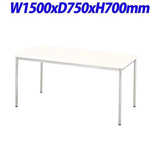 ジョインテックス 光触媒 食堂用テーブル W1500×D750×H700mm CE-1575W B076D8FRW3