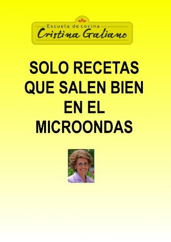 Amazon.com: Solo recetas que salen bien en el microondas ...
