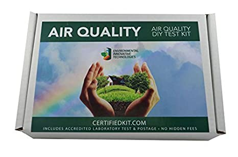 Amazon.com: Professional Indoor Air Quality Do It Yourself Test ...