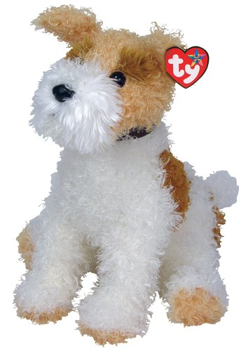 Wire fox terrier toy