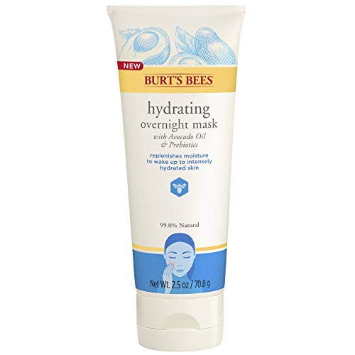 Burt's Bees Hydrating Overnight Mask By Burts Bees for Unisex - 2.5 Oz Mask, 2.5 Oz