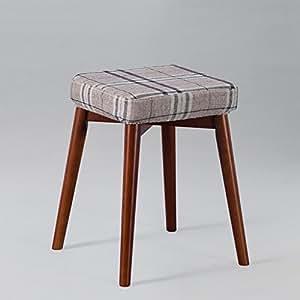 Amazon.com: GAIXIA-Sofa taburete simple alto taburete hogar ...