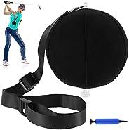 Golf Training Smart Ball,Inflatable Tour Striker Smart Ball Golf Swing Training Aid Posture Correction Beginne