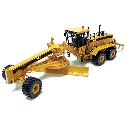 Norscot Cat 24H Motor Grader 1:50 scale