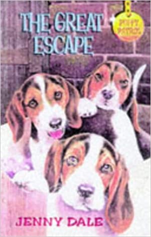 Book Set of 4 PUPPY PATROL books A Winter's Tale, Big Ben, Trick or Treat? and Great Escape (Book Numbers 2,10,15, and 41)