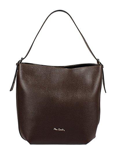 Neue Hand Tasche, Borsa a spalla donna marrone brown