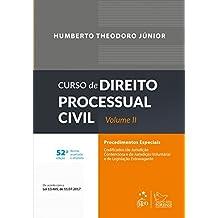 Curso de Direito Processual Civil: Procedimentos Especiais (Volume 2)