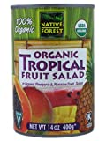 Native Forest: Organic Tropical Fruit Salad (1 x 14 OZ)