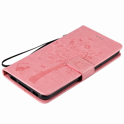 Avec Ougger Desire Printing Cover Magnétique Silicone Housse pink Pu Htc Coque Fente Carte Protecteur Pochette Cuir Unique Portefeuille Pour Caoutchouc 825 Etui rqxUrTt0w