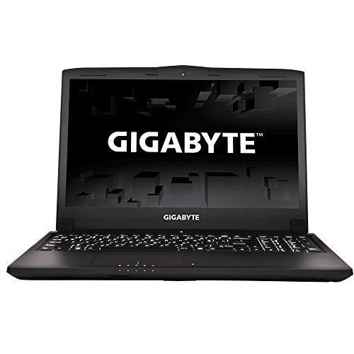 Gigabyte P55Wv7-KL2 (i7-7700HQ, 16GB RAM, 128GB SATA SSD + 1TB HDD, NVIDIA GTX 1060 6GB, 15.6