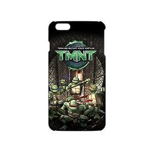 3D Case Cover Cartoon Cute TMNT Phone Case for iPhone6