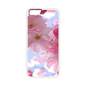 Popular Flower CHA9065037 Phone Back Case Customized Art Print Design Hard Shell Protection IPhone 6 Plus