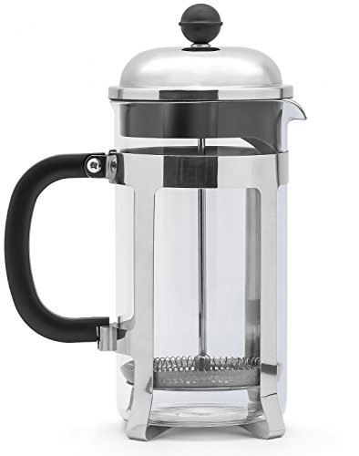 French Press Apparatus - Coffee Press - French Press Coffee Maker - French Press kit - French Press on sale - Stainless steel French Press - French Press set - French Press Large - Improved model 2018