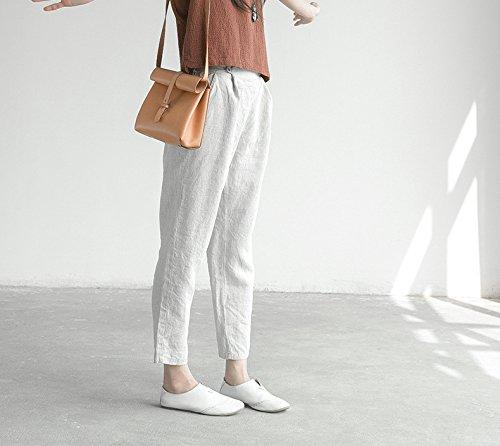 Mujer Pedido Ebay Cystyle Pantalón Para uwPkXiTOZl