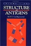 Structures of Antigens, Marc H. V. Van Regenmortel, 0849388651