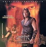 Hercules: The Legendary Journeys, Vol. 3 - Original Soundtrack