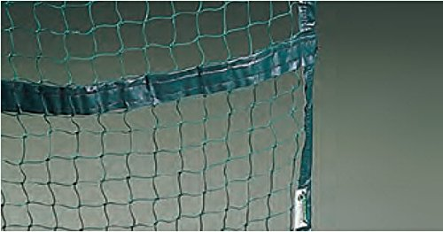 Har-Tru Tennis Court Accessories - Divider Netting Curtain with 1' Sewn-On 18oz Vinyl Skirt- 12' High, Curtain and skirt with lead rope hem, Multiple Colors, Priced per linear foot