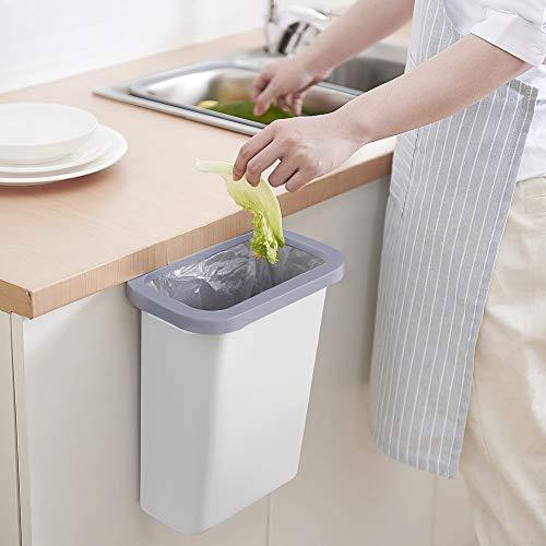 🥇 TTMOW Cubos de Basura Colgando para la Cocina