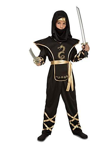 DISBACANAL Disfraz de Ninja para niño - Único, 7-9 años: Amazon.es ...