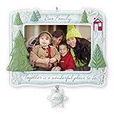 Our Family Photo Holder 2010 Hallmark Ornament