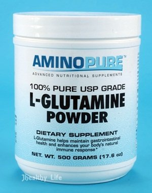 AMINOPURE L-glutamine Powder 500g