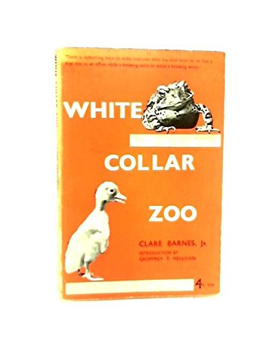 White Collar Zoo by Clare Barnes