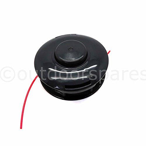 Stiga desbrozadora nailon Recortadora Cabeza parte nº 3l4353240/1 ...