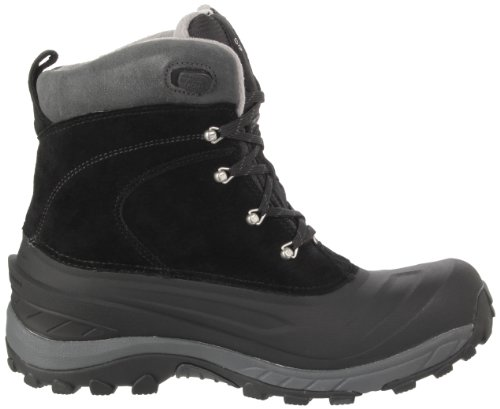 The North Face M Chilkat II, Scarpe da Camminata Uomo Multicolore (Nero/Black/Griffingr)
