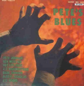 Pete's Blues (House Rent Party) by Savoy Jazz