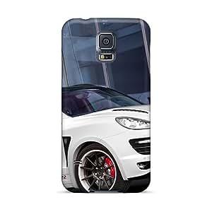 Durable Defender Case For Galaxy S5 Tpu Cover(porsche Cayenne Vantage Gtr Ii)
