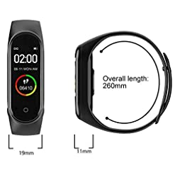 fitness band under 500 in India 2021
