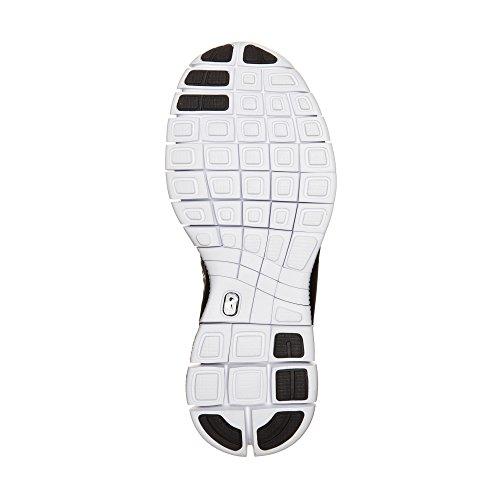 NikeFree Hypervenom (Gs) - zapatillas de fútbol Niños-Niñas chrome volt hyper pink metallic gold coin 002