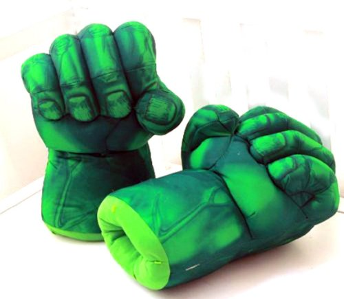 eSmart Hulk Soft Plush Gloves