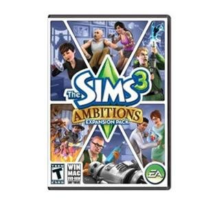 NEW The SIMS 3 Ambitions PC (Videogame Software) (Sims 3 The Sims 3 Ambitions Packs)