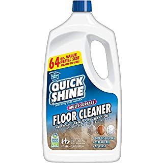 Quick Shine Multi-Surface Floor Cleaner, 64 Fl. Oz, 64 Fl Oz
