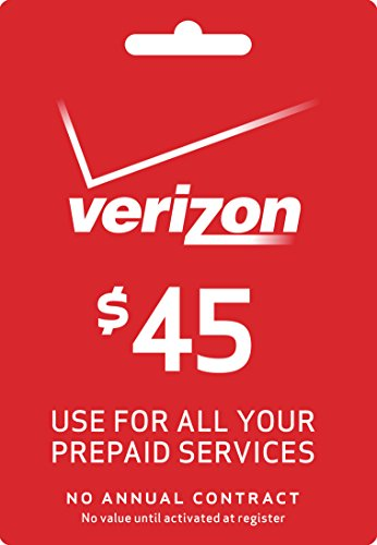 Verizon Prepaid Refill Monthly Contract